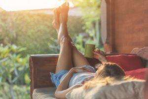 Tagesbett auch für draußen nutzen?