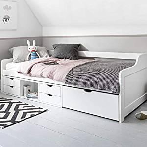 Tagesbetten mit Schubladen